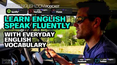 Cover art for Learn English Speak Fluently With Everyday English Vocabulary Ep 336