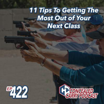 Cover art for Episode 422: 11 Tips To Getting The Most Out of Your Next Class