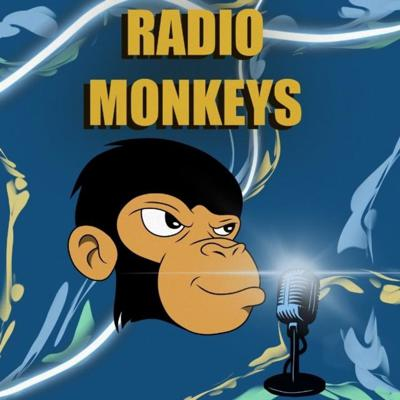 Cover art for Radio Monkeys Ep 1