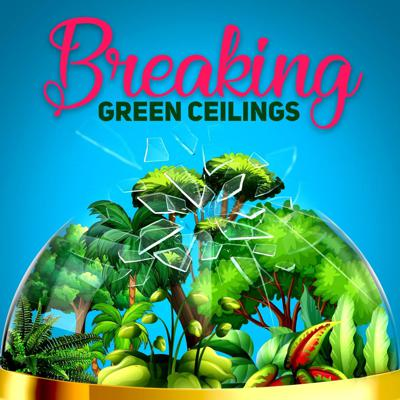 Breaking Green Ceilings spotlights passionate environmentalists we don't often hear from or hear enough from including those from underrepresented groups such as people of color and indigenous peoples. Join eco-nerd, Sapna Mulki, for your weekly installment of Breaking Green Ceilings and learn about the journeys of success, failure, challenges overcome, and aspirations of our eco-warriors. Breaking Green Ceilings features interviews with inspiring environmentalists like Raya Salter of New York Renews, Dr. Olivia Aguilar of Mount Holyoke College, Dr. Francisco Ollervides of Green Leadership Trust, Isaias Hernandez of QueerBrownVegan, Fred Tutman of Patuxent Riverkeeper and more!