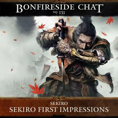 Cover art for Sekiro First Impressions