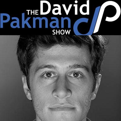 The nationally syndicated progressive talk radio and television program hosted by David Pakman