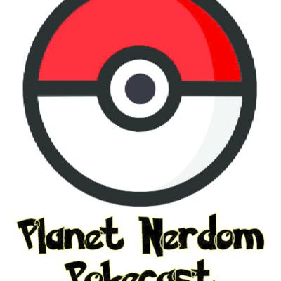 Cover art for Episode 2 - Mitch Pokecast!