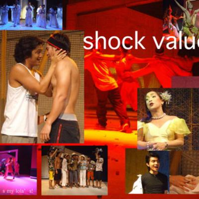 Cover art for Floy Quintos Values Shock Value