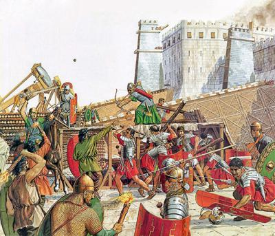 Cover art for 62BC: Pompey the Great and the Decline of the Hasmonean Kingdom