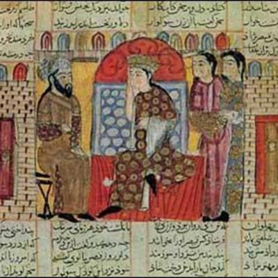 Cover art for گفتار اندر داستان ابو منصور دقیقی، گفتار اندر داستان دوست مهربان