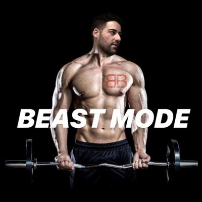 Cover art for Beast Mode // Hiphop Workout Mix - Aug 2019