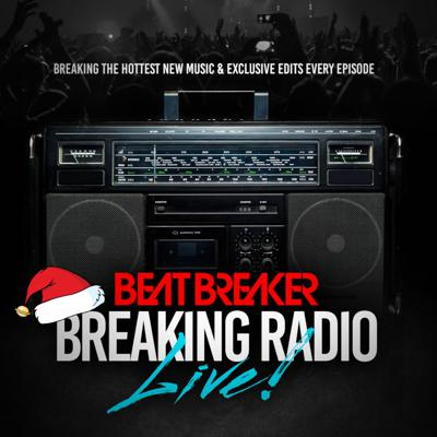 Cover art for BREAKING RADIO LIVE // Brand New Hiphop, Latin, House - Dec 2019