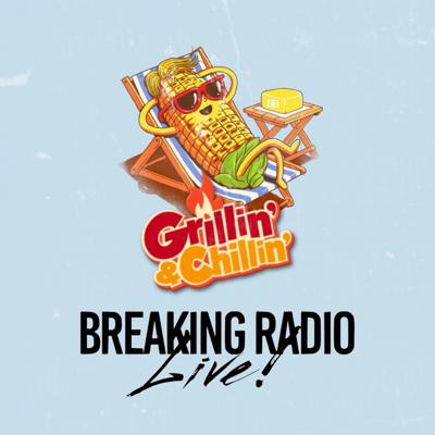 Cover art for Breaking Radio - BeatBreaker Mixing LIVE // Hiphop, Trap, Mashup