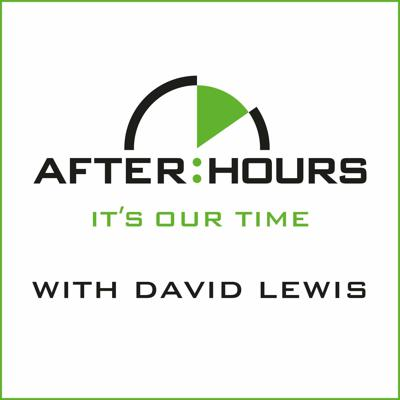 Cover art for After Hours with David Lewis on Solar Radio 13-06-16