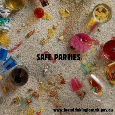 Cover art for Safe Parties and Duty of Care