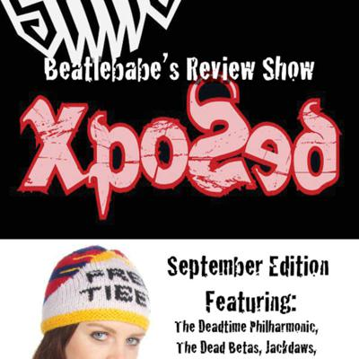Cover art for Beatlebabe's Review Show September Edition
