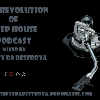 The Podcast is all about Deep House Mixes by Tipsy Da Destroya and Guest mixes from various disc jockeys.  Deep House Is Our Culture.