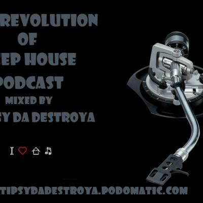 Cover art for Revolution Of Deep House Podcast #3