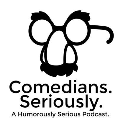 A conversational Podcast that features interviews with comedians at there most vulnerable. www.comediansseriously.com