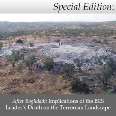 Cover art for After Baghdadi: Implications Of The ISIS Leader's Death On The Terrorism Landscape