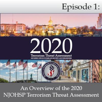 Cover art for An Overview of the 2020 NJOHSP Terrorism Threat Assessment