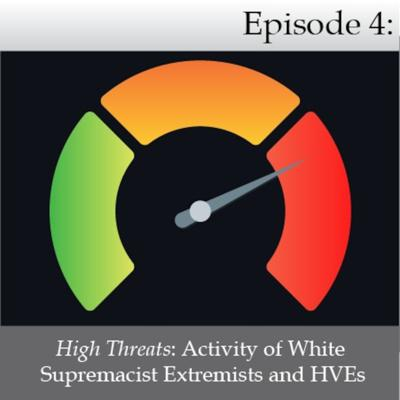Cover art for High Threats: Activity of White Supremacist Extremists and HVEs