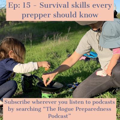 Cover art for Survival Skills Every Prepper Should Know