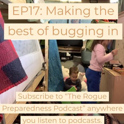 Cover art for Making The Best of Bugging In