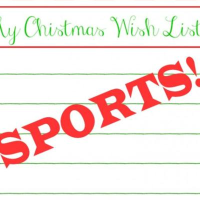 Cover art for Episode 40 - Detroit Sports Christmas Wish Lists for 2020
