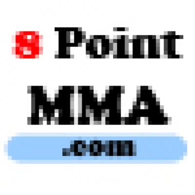 The one and only official podcast page of 8pointmma.com, one of the leaders in the MMA media world.  We cover all MMA from the local events all the way to the likes of the UFC, WEC, Bellator, DREAM, Strikeforce, and more!!