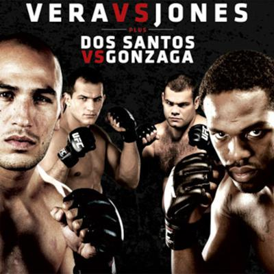 Cover art for Episode 25: UFC on Versus 1 Preview