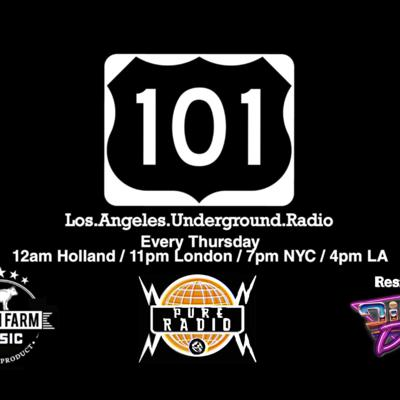 Cover art for 101 Los Angeles Underground Vol. 13 w/ Juliet Mendoza and Kim P