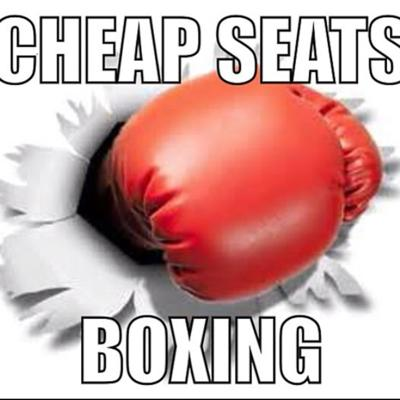 Cheap Seats Boxing Show