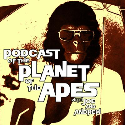 Cover art for Episode 4 - Conquest Of The Planet Of The Apes (1972)