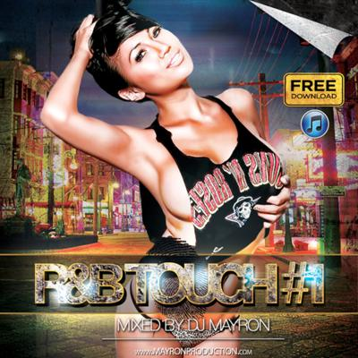 Cover art for Dj Mayron R&B Touch Mixtape #1