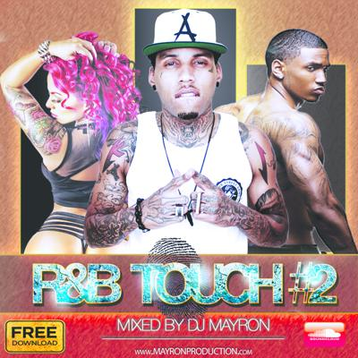 Cover art for Dj Mayron - R&B Touch Mixtape #2