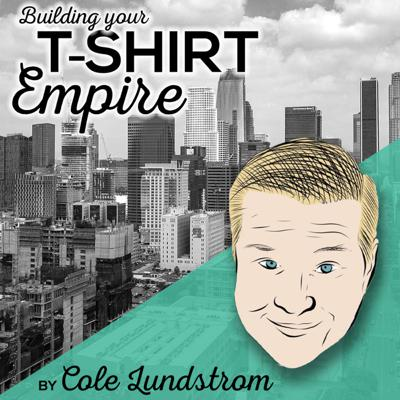 Cover art for Ruben wants to grow from $350k to $1 Million next year.  Here is how he can do it printing t-shirts.