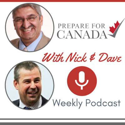 Cover art for Prepare for Canada With Nick and Dave