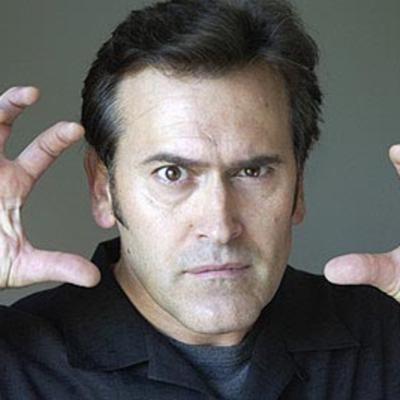 Cover art for Episode 3 HPR interviews Bruce Campbell