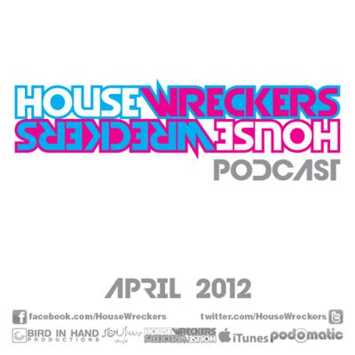 Cover art for April 2012