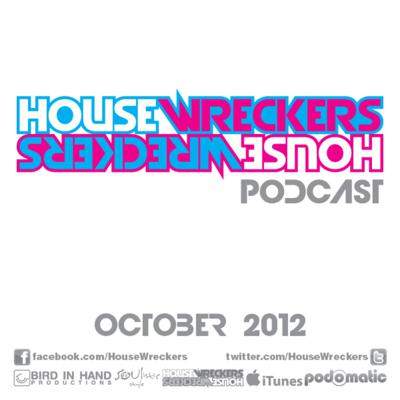 Cover art for October 2012