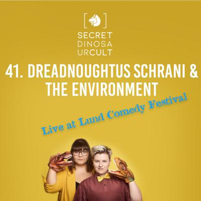Cover art for Dreadnoughtus Schrani & The Environment- Live at Lund Comedy Festival