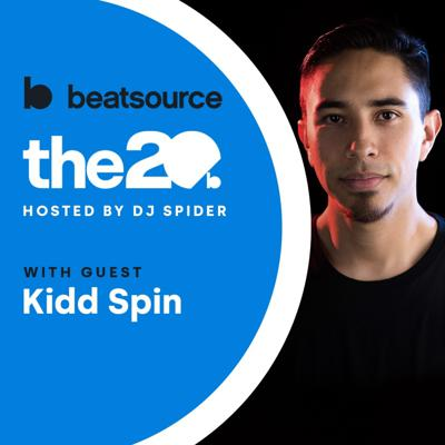 Cover art for Kidd Spin: advice for remixers, music library management