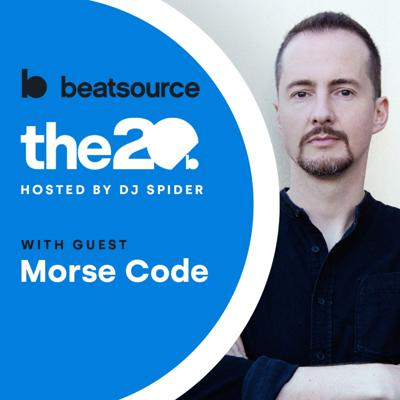 Cover art for Morse Code: following your own path, how working out can make you a better DJ