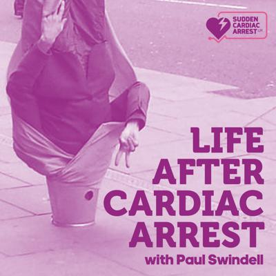 The Life After Cardiac Arrest podcast is hosted by survivor Paul Swindell and is conversations with people who's lives have been affected by a cardiac arrest, whether that be as a patient, partner, life saver or health professional. The podcast aims to give insight, information and hope to any others going through this life changing event.A cardiac arrest is when someone's heart stops beating due to an electrical malfunction, it's different to a heart attack, which is a