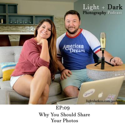 Light and Dark Photography Podcast