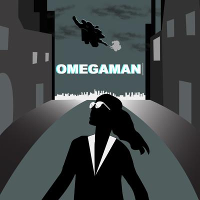 Omegaman is set in an alternate reality of the United States where in 2008, a real life superhero appeared: Omegaman. The story begins in 2019 centered on a reporter visiting a prison specially designed to house supervillains. Her assignment? To interview some of the more prominent villains (some super powered and some not) about their first encounters with Omegaman, in search of uncovering a secret conspiracy.