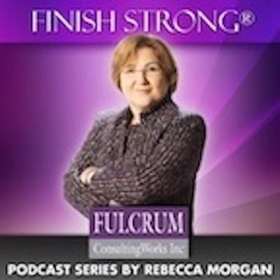 Finish Strong®   by Becky Morgan