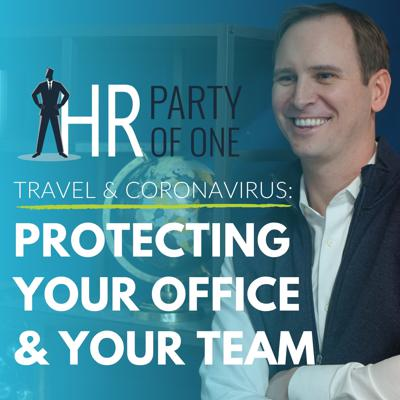 Cover art for Travel and Coronavirus: Protecting Your Office and Your Team