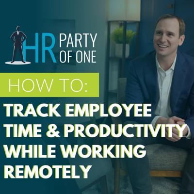 Cover art for How to Track Employee Time & Productivity While Working Remotely