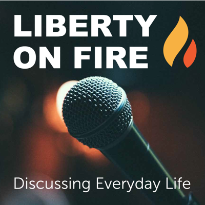 Liberty On Fire