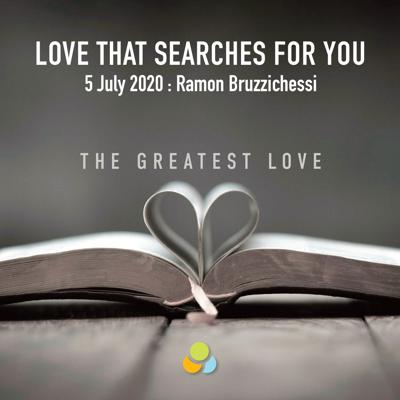 Cover art for [The Greatest Love] Love that searches for you