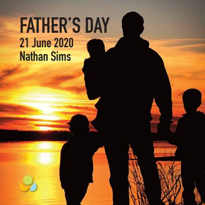 Cover art for Fathers Day 2020