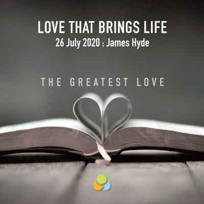Cover art for [The Greatest Love] Love that brings life